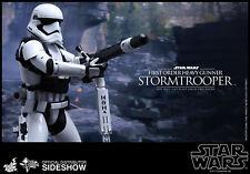 Hot Toys Star Wars Force Awakens First Order Heavy Gunner Stormtrooper In Stock