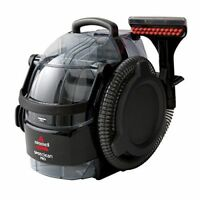 Bissell 3624 SpotClean Professional Portable Carpet Cleaner,Deep Cleaner- Corded