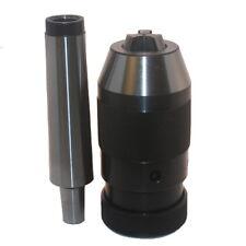 Mt3 With Drawbar 12 13 Unf J33 Amp Drill Chuck Jt33 132 38 New