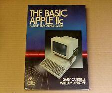 VERY, VERY RARE: The BASIC Apple IIc: A Self-Teaching Guide