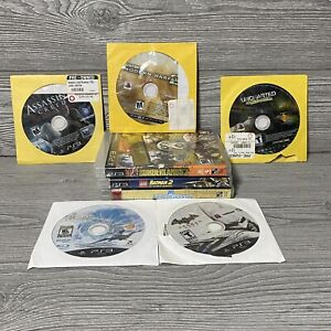 PS3 Lot PlayStation 3 Games 7 Total Borderlands 2 Batman Call Of Duty Ni No Kuni