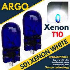 Xenon 501 Bombillas Lado W5W para Coche Moto 194