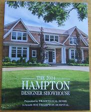 "TRADITIONAL HOME ""THE 2014 HAMPTON DESIGNER SHOWHOUSE. "" (4321)(2)"