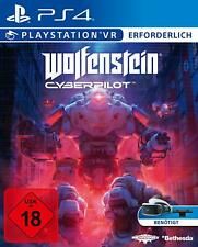 Wolfenstein Cyberpilot (VR) (Sony Playstation 4) (Neu)