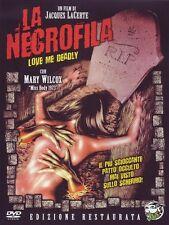 La Necrofila - Love Me Deadly (1973) DVD Edizione Restaurata
