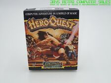 HEROQUEST - GREMLIN - ATARI ST BOXED COMPUTER GAME SOFTWARE