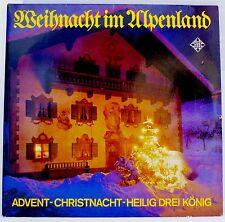 *w- WEIHNACHT im ALPENLAND - Advent - CHRISTNACHT - Heilig Drei KÖNIG