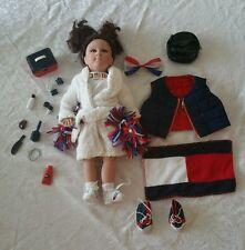 VHTF Madame Alexander Tommy Hilfiger doll & accesories! RARE