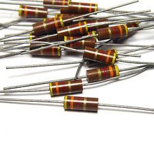 20x Allen Bradley Widerstand, 4.3 kOhm / 1W, Vintage Tube Amp Resistors, NOS