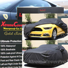 2013 Ford Mustang Coupe Waterproof Car Cover w/MirrorPocket