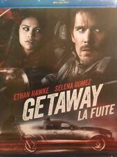 Getaway (Blu-ray, Canadian, Bilingual)
