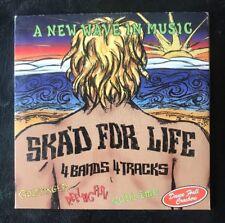 SKA'D FOR LIFE 1998 Compilation CD Rare Australian Promo SUBLIME REEL BIG FISH