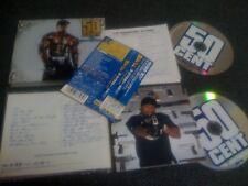 50cent / the massacre / JAPAN LTD CD&DVD OBI slipcase