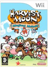 Harvest Moon Magical Melody New and Sealed Nintendo Wii