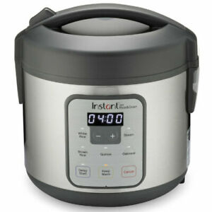 Instant Pot Zest 8 Cups Rice Cooker and Grain Makers New in Box