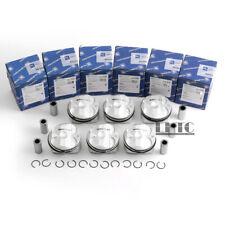 6x Pistons Rings Set Φ82mm KS CR 11:1 For BMW E60 E90 E92 323i 525i N52B25 2.5