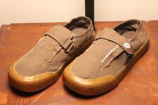 Design Parachute Brown Premium Canvas Shoes Size Men's US 8.