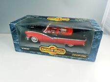 Ertl American Muscle 1956 Ford Sunliner 1:18 Diecast In Box #7258