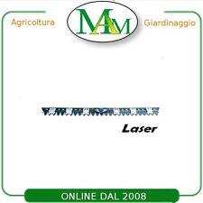 Barra Falciante mt 0,80 Laser - Motocoltivatore Accessori BCS / Ferrari
