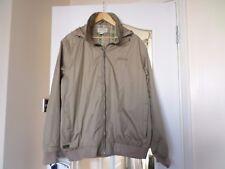 Regatta Great Outdoors Mens Hooded Waterproof Hooded Jacket in Stone -Size XL
