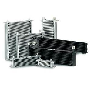 Mocal Standard Duty Engine Oil Cooler 13 Row, 235mm,- 8 JIC 8AN Male Fitting