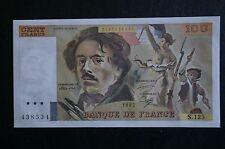 Billet de 100 Francs Delacroix  type 1978 modifié de 1987 / état: SPLENDIDE+