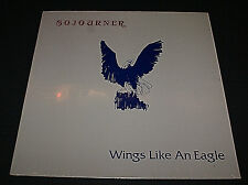 SOJOURNER Wings Like An Eagle 1979 Private Xian Prog Psych LP EXC in Shrink NM