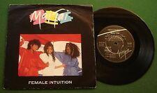 "Mai Tai Female Intuition / Compressed Dance Mix VS844 7"" Single"