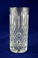 "Stuart Crystal ""SHAFTESBURY"" 12oz Hi-Ball Glass / Tumbler - 15.7cms (6-1/4"")"