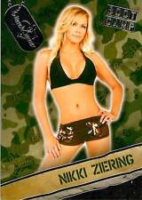 Nikki Ziering 51 2015 Bench Warmer Signature Boot Camp