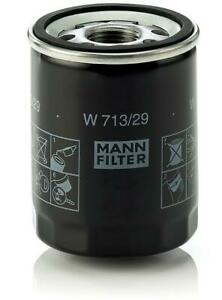 Mann-filter Oil Filter W713/29 fits LAND ROVER DISCOVERY L319 4.4 4x4