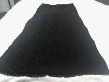 Worthington Sheer Black skirt xs Fabulous!!!