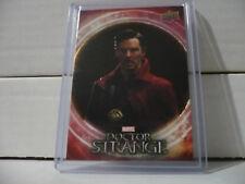 Upper Deck Marvel Dr. Strange #50 Gold LTFX SSP Short Print 15/25