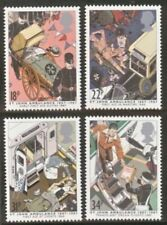 Gb Mnh Scott 1180-1183, 1986 St. John Ambulance Cent. complete set of 4