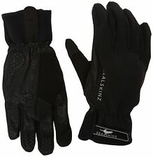 Sealskinz Men's Womens All Weather Cycle Bike Gloves Black Small Waterproof S