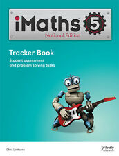 iMaths National Edition Tracker Book 5....Great for extra practice at home!