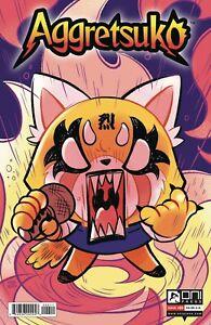 Aggretsuko #4 VF/NM 1st Print Oni Press Comics 2020