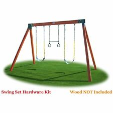 Eastern Jungle Gym Classic A-Frame Swing Set Hardware Kit, 1