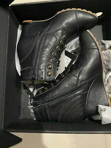 Women's Bunya black leather ankle boots - EMU Australia | Leather ankle boots