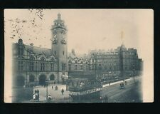 Nottinghamshire Notts NOTTINGHAM Victoria Railway Station 1904 PPC