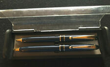 Vintage Blue Writing Pens