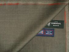 DORMEUIL 45% WOOL 40% MOHAIR 15% SILK SUITING FABRIC – MADE IN ENGLAND- 3.4 m.