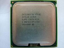 CPU Intel Xeon e5405 Quad Core 2,0ghz 12m 1333 MHz processore