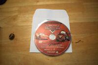 Cars (DVD, 2006, Full Frame) DISC ONLY