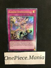 Yu-gi-oh! Barrière Dimensionnelle DUDE-FR048 1st