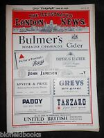 The Illustrated London News; July 7th 1951, Original Format, Vintage Magazine