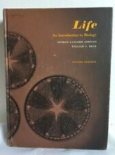 Life An Introduction to the Biology Second Edition George Simpson William Beck