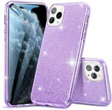 ESR Make Up Glitter Sparkle Bling Case Cover for iPhone 11 Pro Max - Purple