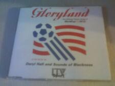 DARYL HALL / SOUNDS OF BLACKNESS - GLORYLAND - UK CD SINGLE
