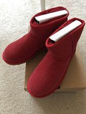 UGG Boots Women Size 7 W Classic Mini Serein 1013984 W/ LKRD